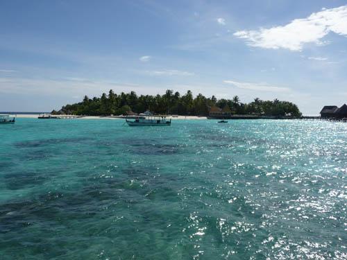 Остров Thulhagiri