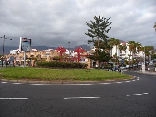 Торговый центр на Канарских островах
