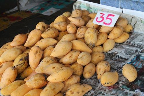 Цена спелого манго