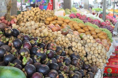 Рынок в Таиланде