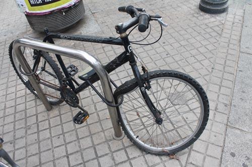 Местный велосипед