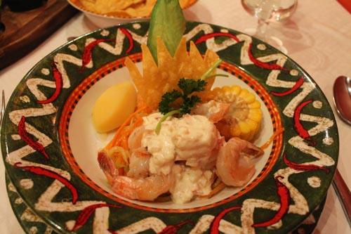 Мексиканский ресторан отеля Barcelo Bavaro Deluxe