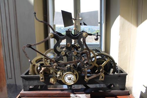 Часы с ветряным подзаводом