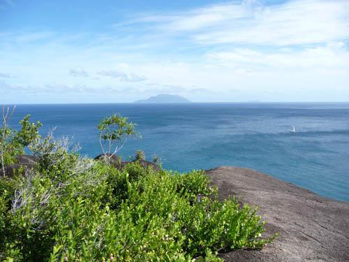 Вдоль океана на Сейшелах