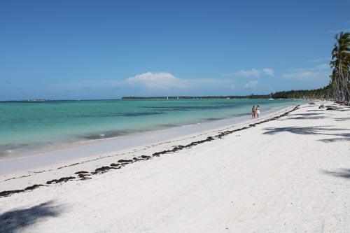 Пляж отеля Barcelo Bavaro Deluxe