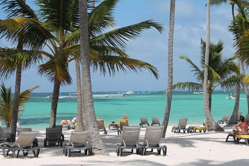 Искусственные острова в Доминикане