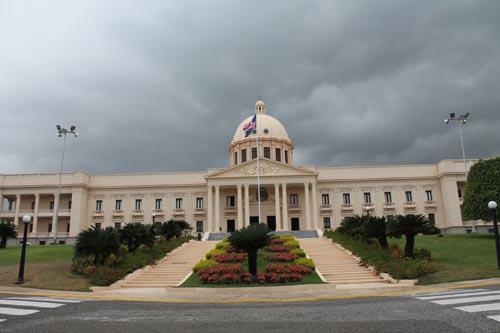 Президентский дворец в Санта Доминго