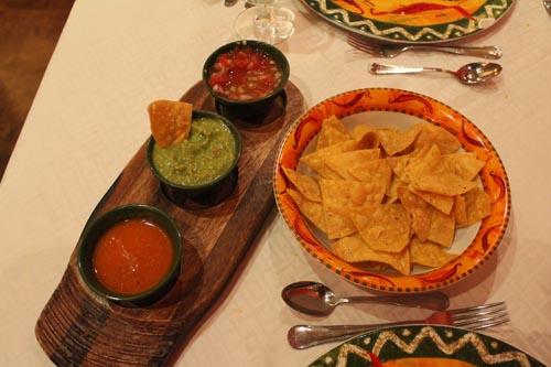 Мексиканский ресторан в Доминикане