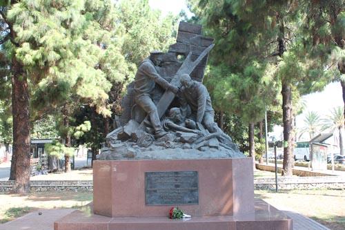 Памятник русским морякам