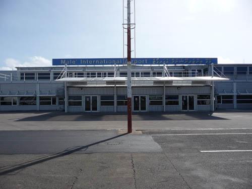 Аэропорт на мальдивских островах