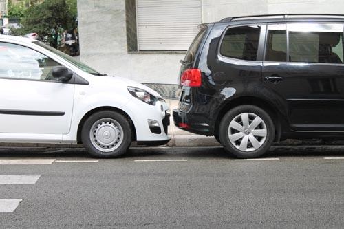 Мастерство парковки в Ницце