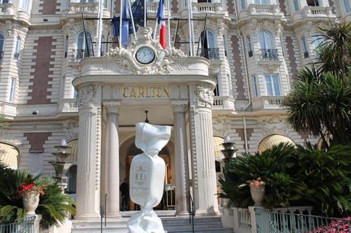 Отель в Каннах