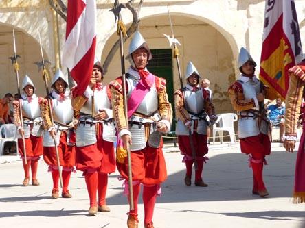 Рыцари на Мальте