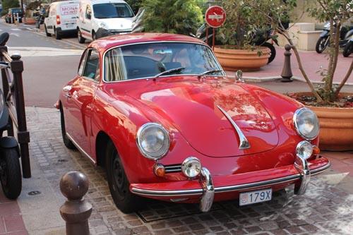 Автомобиль в Монако