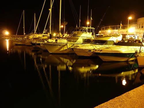 Порт для яхт