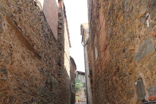 Улица старого испанского города