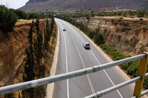 Дорога на Крите
