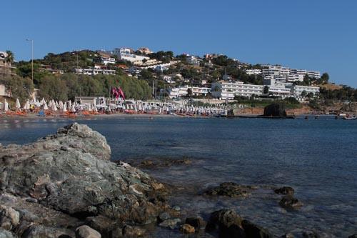 Вид на Грецию с моря