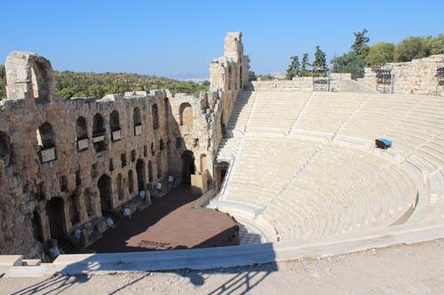 Действующий греческий театр