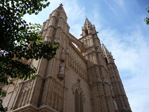 Кафедральный собор на Майорке