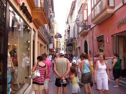 Туристический квартал Пальнмы де Майорка