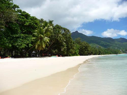 Бо Валон на Сешельских островах