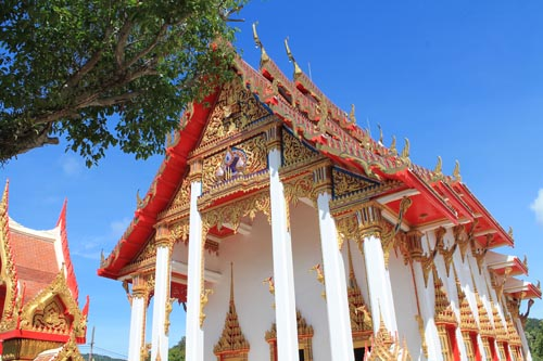 Буддистский храм