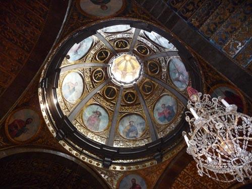 В монастыре на Майорке
