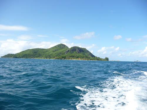 Морская прогулка на Сейшелах