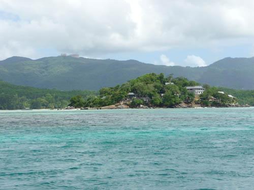 Вид на остров Маэ