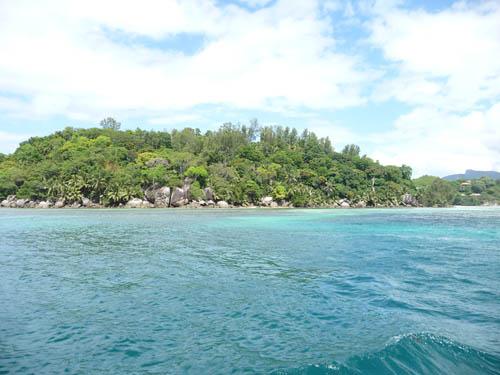Морская прогулка на Сейшельских островах