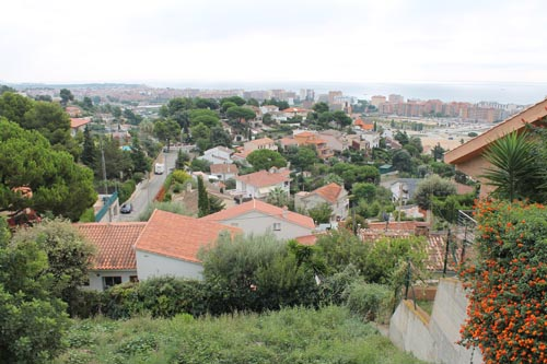 Панорама Санта Сусанны