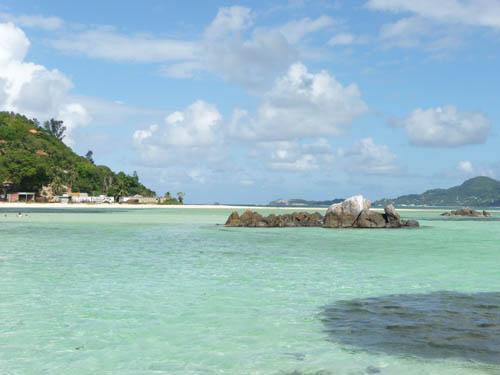 Бескрайняя отмель Сейшельских островов