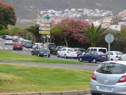 Автомобили на Тенерифе