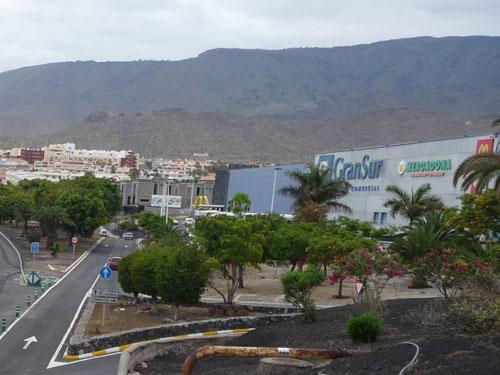 Супермаркет на Тенерифе