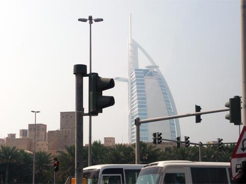 Отель Парус в ОАЭ
