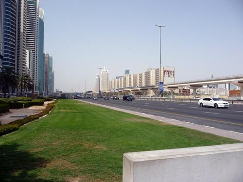 Транспорт в ОАЭ